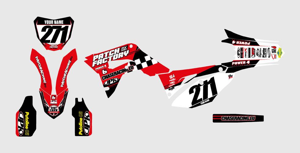 PFMX Team Replica Kit Honda