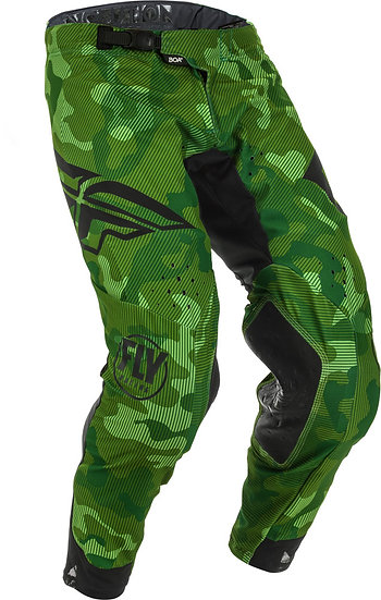 Fly Hose Evolution DST grün-schwarz