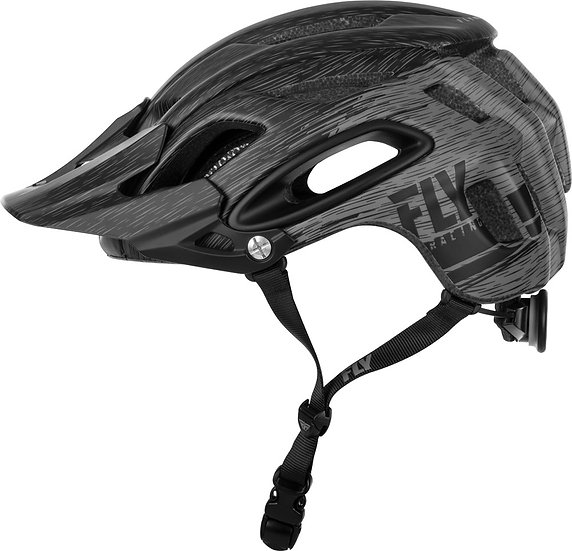 Fly MTB Helm Freestone Ripa schwarz-grau