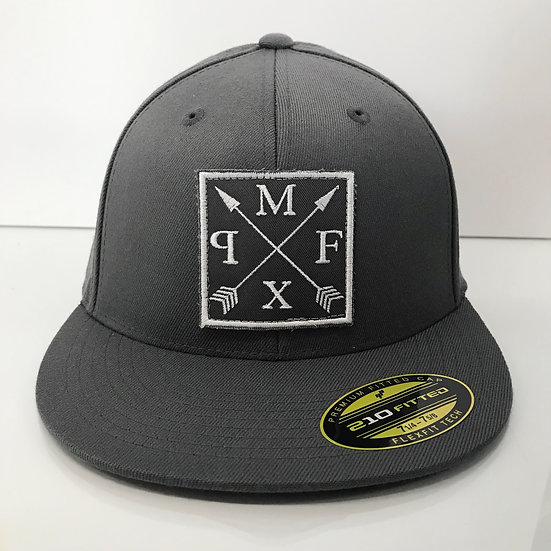 Grey Arrow Flexfit Cap