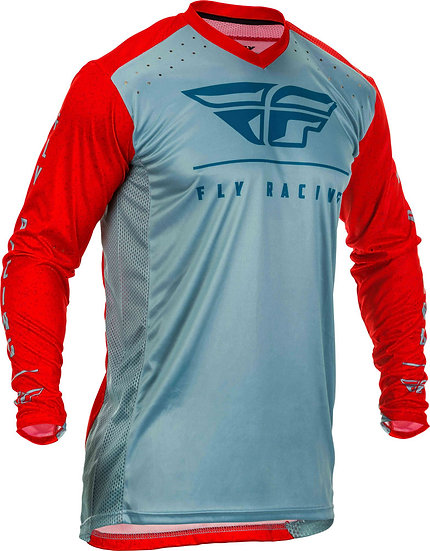Fly Jersey Lite rot-slate