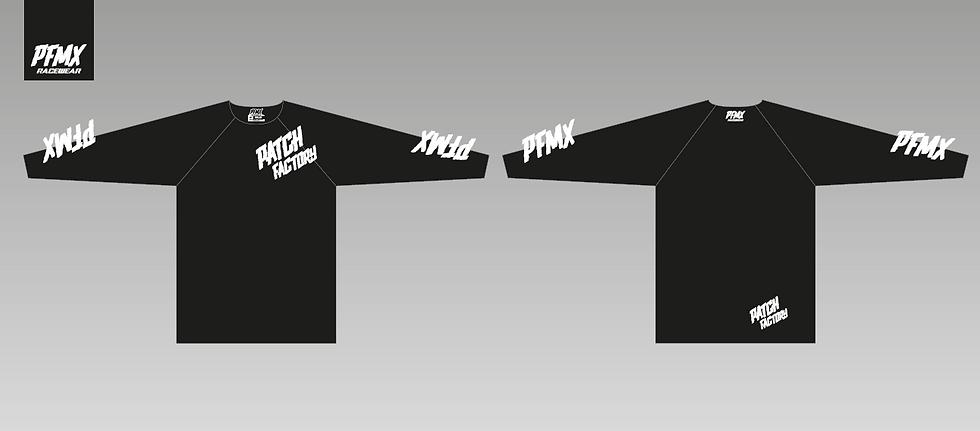 PFMX Solid Compression Jersey