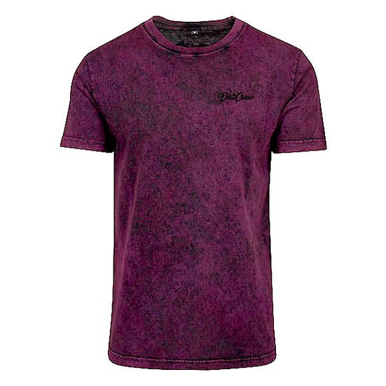 Crew Acid Tee Berry