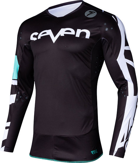 Seven Rival Trooper 2 Jersey Black