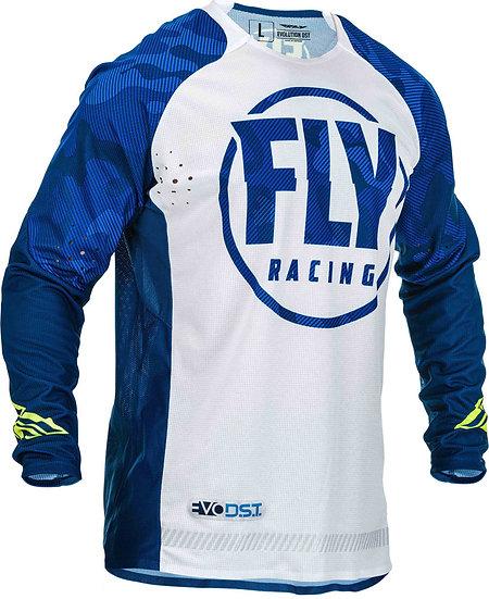 Fly Jersey Evolution DST blau