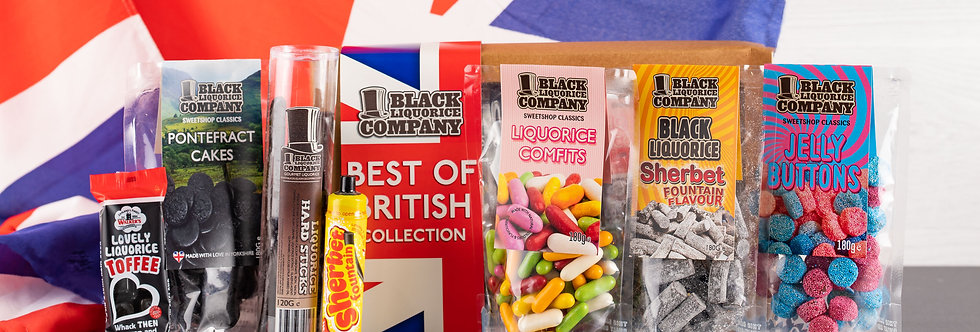 Gift Box - Best of British Collection