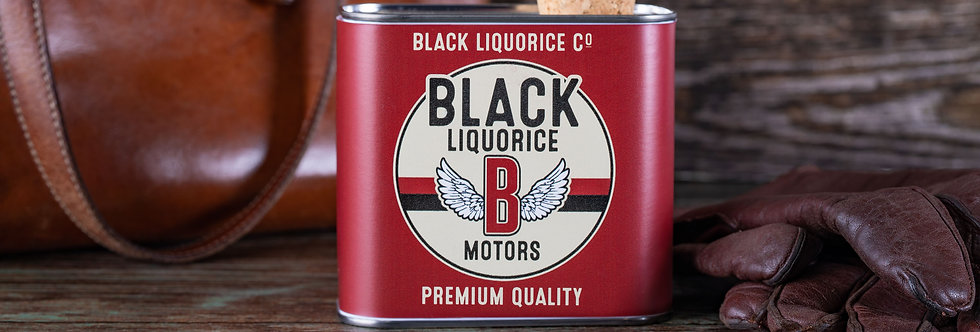 Jerry Can Black Liquorice - Dark Red