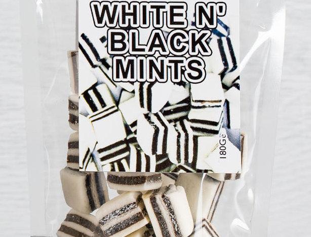 Black n' White Mints