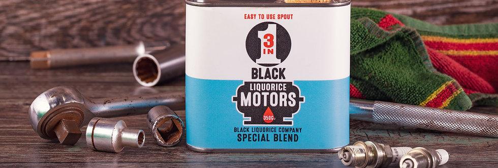 Jerry Can Black Liquorice - Blue