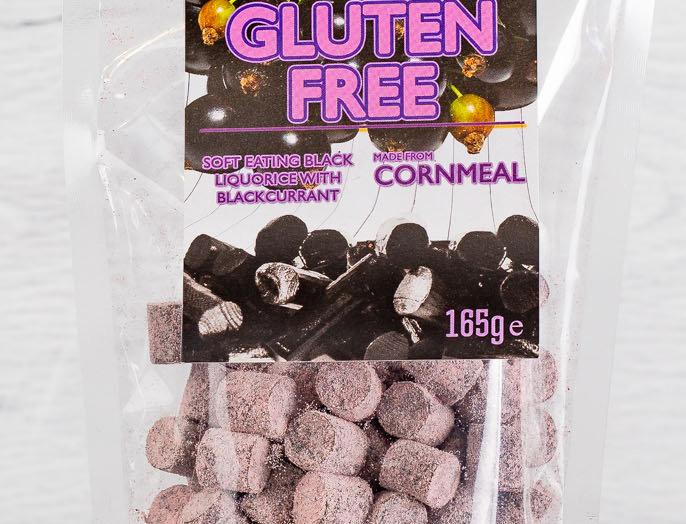 Soft Gluten Free Blackcurrant