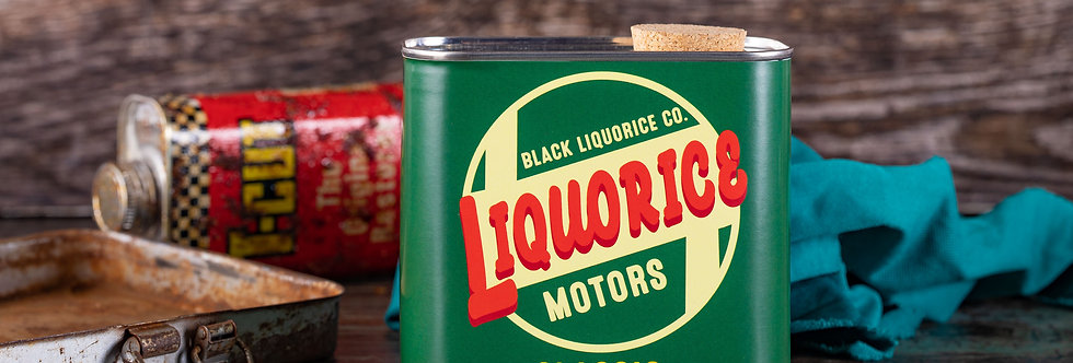 Jerry Can Black Liquorice - Green