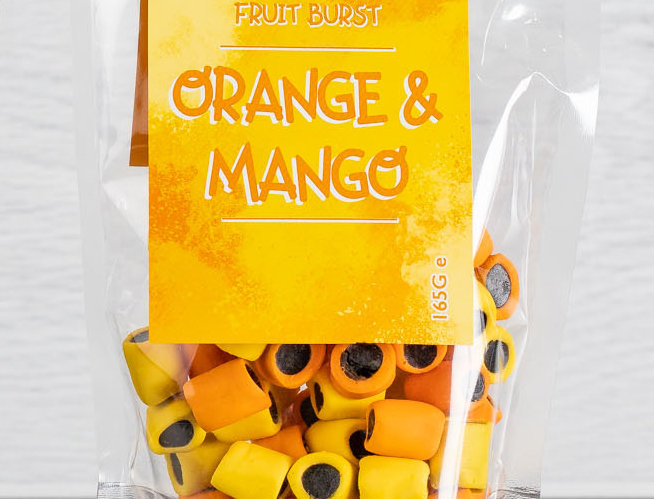 Fruit Burst - Orange & Mango