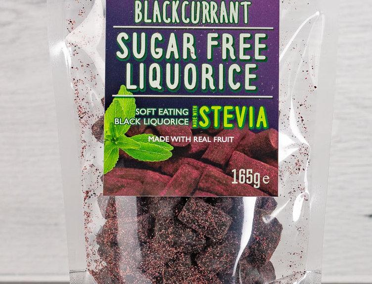 Stevia Blackcurrant Sugar Free