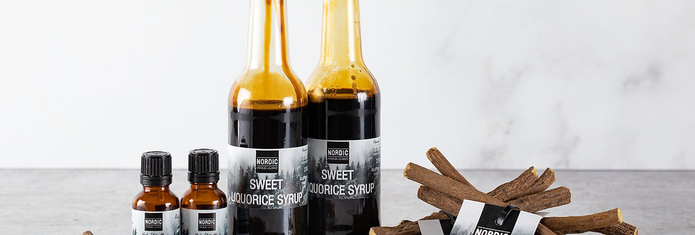 Liquorice Root Bundle (no VAT)