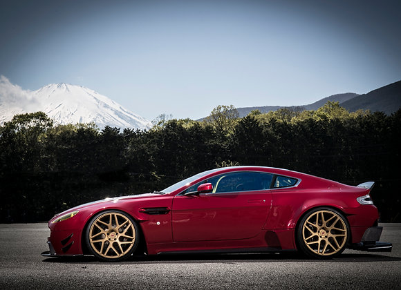 Body Kit For V8 & V12 VANTAGE Partial carbon type