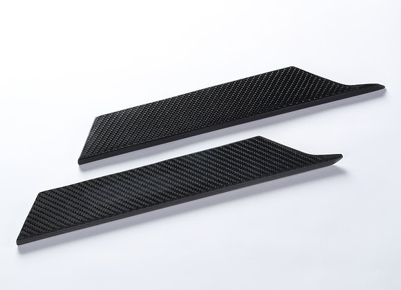Carbon Side Strake Set For V8 & V12 VANTAGE