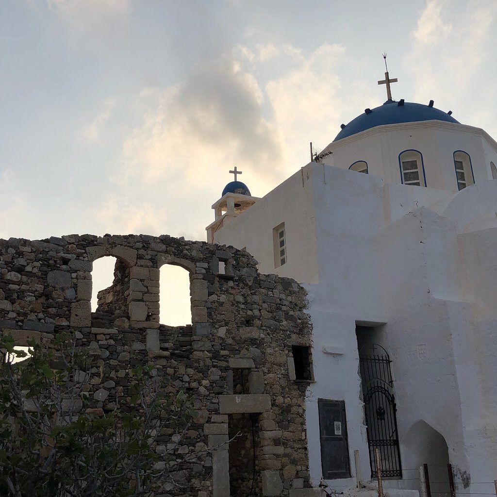 Κάστρο μέσα