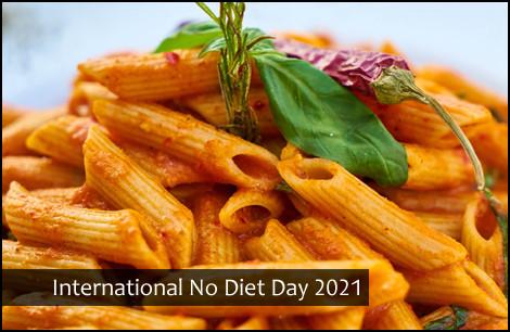 International No Diet Day 2021