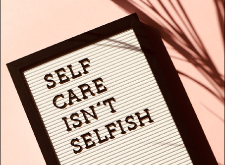 The Practice of Self Care