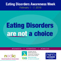 Eating Disorder Awareness Week 2018