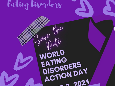 World Eating Disorders Action Day 2021