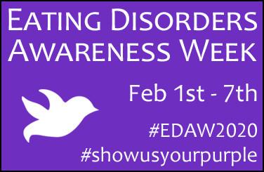 Eating Disorder Awareness!