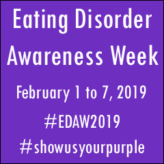 One Journey through Recovery - #EDAW2019