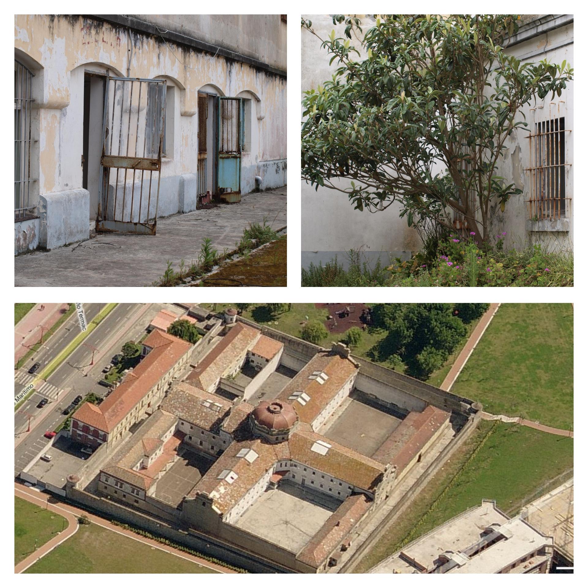 _Coruña's Jail