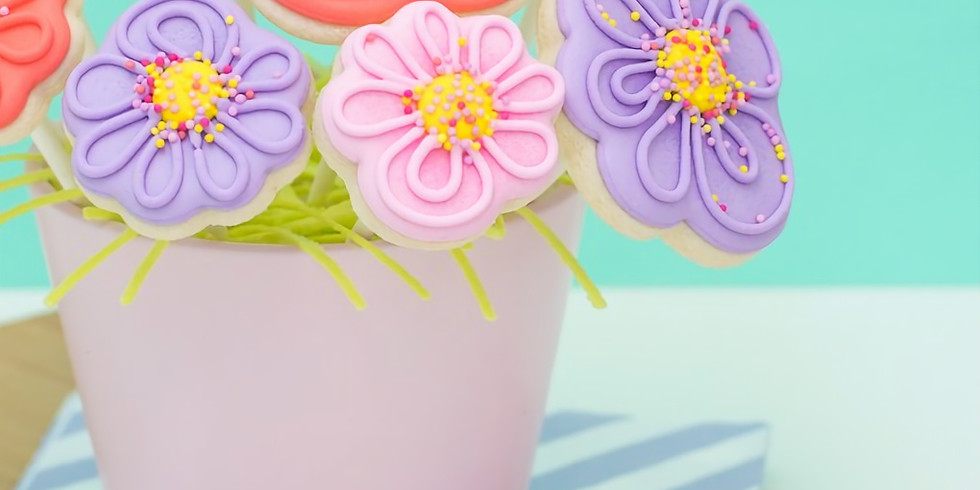 SPRING COOKIE BOUQUET April 2019