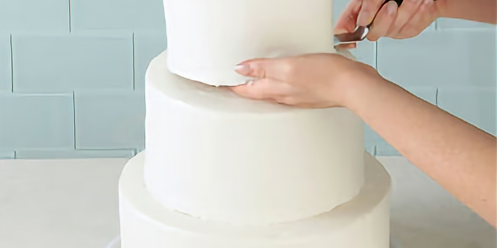 Wedding Cake   Jan 4 & 11, 2020