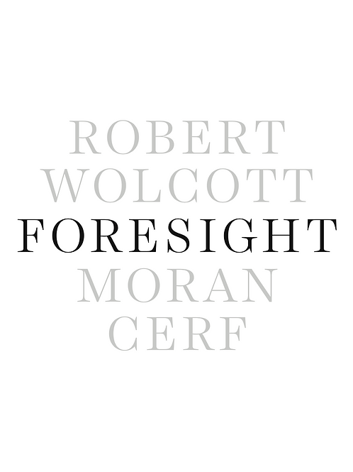 Book: Foresight
