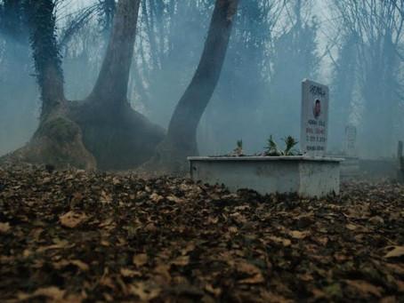 Issız Cuma Mezarlığı