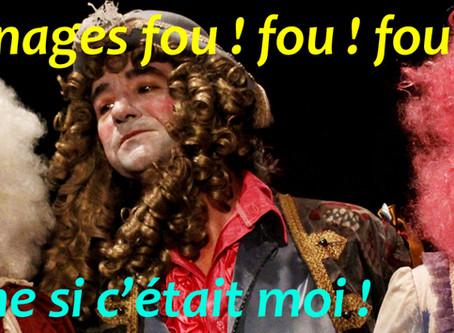 Molière, Marivaux, Beaumarchais et les autres…