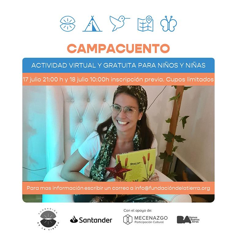 Campacuento Virtual Ciudad de Buenos Aires