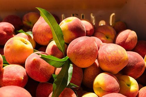 Ginger Peach Heaven Refresher Spritz