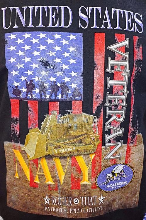 U.S. Navy Seabee Vet
