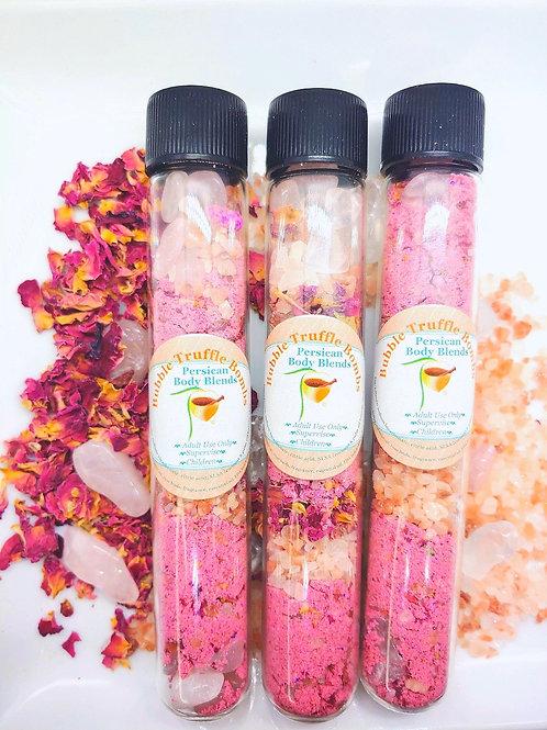 Bubble Truffle Bath Powder