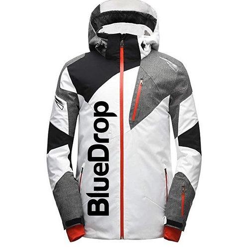 Premium BlueDrop Hooded Jacket