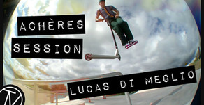(898) Lucas Di Meglio - Achères Session │ The Vault Pro Scooters