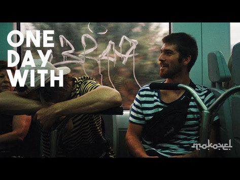 (629) ONE DAY WITH - Auguste Pellaud by Mokovel
