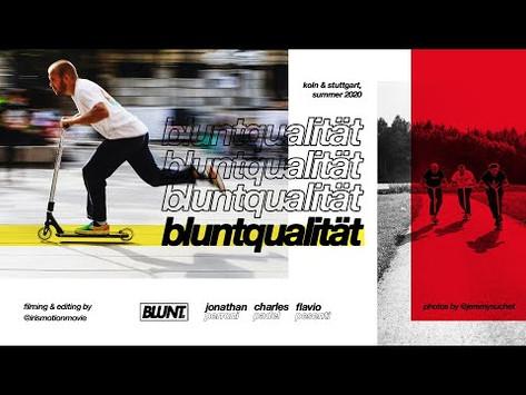(970) BLUNT Qualitat / Summer Trip 2020