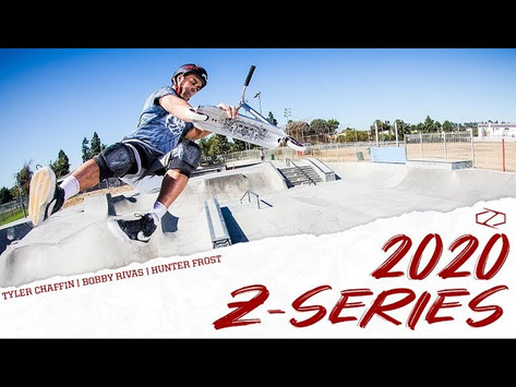 (637) 2020 Fuzion Pro Scooter Z-Series Promo