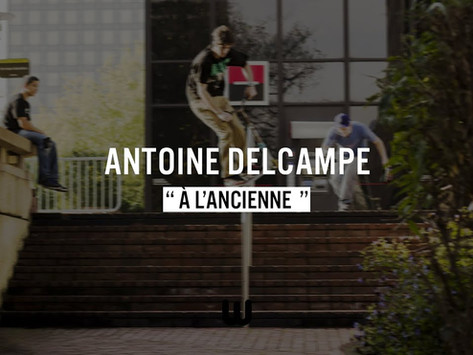 (923) Antoine Delcampe - A l'ancienne