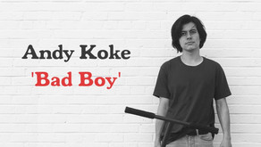 (860) Andy Koke 'Bad Boy'