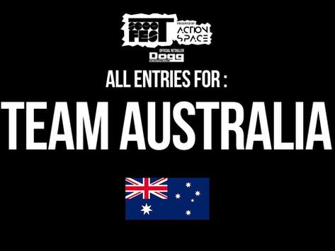 (950) Scootfest 2020 2nd Place   Team Australia