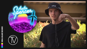 (909) Austin Spencer | Signature Grip Tape Promo