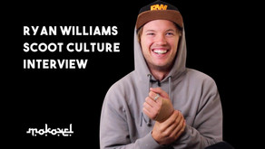 (548) Interview Scoot Culture : Ryan Williams