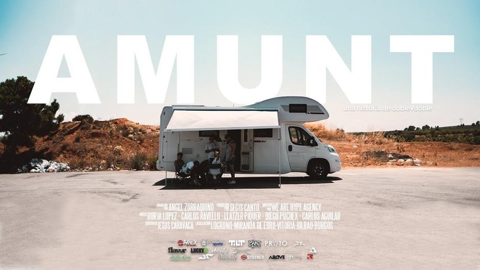 (900) AMUNT | (Tour Scooter dobleVdoble 2020) | FULL FILM