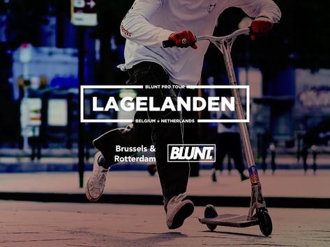 (640) BLUNT   LageLanden
