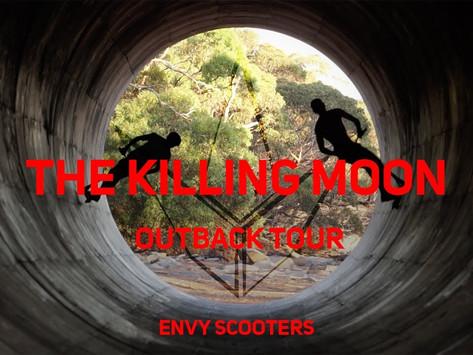 "(659) ENVY   ""The Killing Moon"" Outback Tour"